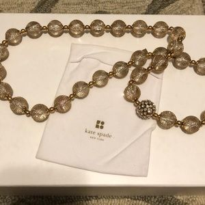 kate spade - necklace